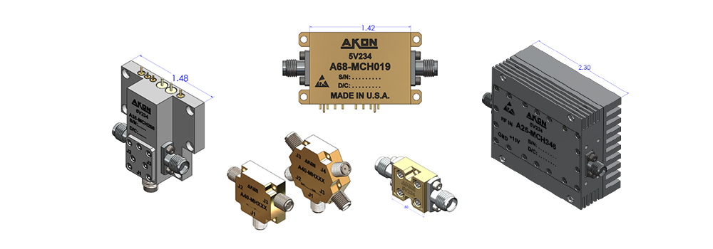 5G AND MILLIMETER BAND PRODUCTS 18 - 50 GHz